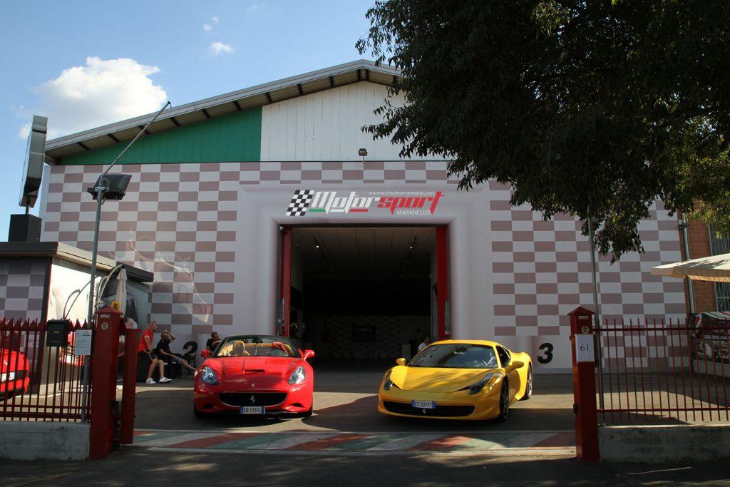 Новый главный офис Motorsport Maranello